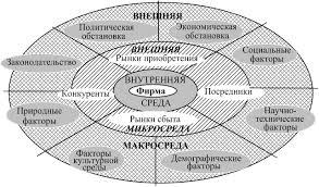 Непомнящий Е Г Организация и регулирование внешнеэкономической  Внешняя среда фирмы
