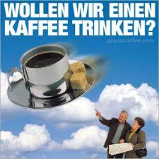 Wollen Wir Einen Kaffee Trinken Einladung Bild 12494