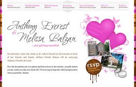 Beautiful Wedding Website Examples To Inspire You