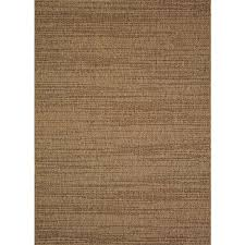allen roth bestla brown indoor outdoor distressed area rug common 8 x