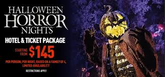 halloween horror nights hotel