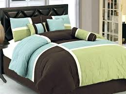 medium size of blue brown bedding sets and twin duck egg comforter set aqua sheet home