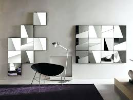 modern contemporary wall mirrors awesome decorative mirror design