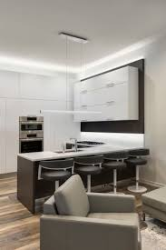 linear dining room lighting. Adding To The Clean, Modern Decor, This Linear Suspension Projects Powerful Illumination With 80 Dining Room Lighting K