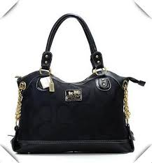 Coach Legacy Pinnacle Lowell In Signature Large Black Satchels ADU Is  Famous For High-Top