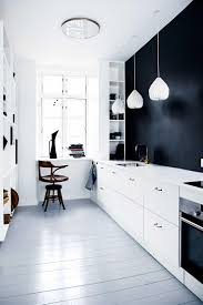 Black Kitchen Laminate Flooring Kitchen Fluffy Brown Color Wooden Floor Unique Wood Laminate