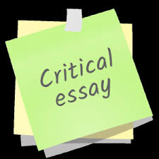 critical essay writing help buy critical essay essay writing  critical essay