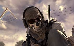 Image result for ghost mw2