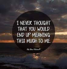 Missing Quotes Delectable I Never Thought That Missing You Picture Quotes