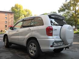2002 Toyota RAV4 Pictures, 1800cc., Gasoline, FF, Automatic For Sale