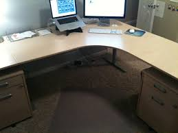 wooden office desk simple. Stunning Two Person Desk Home Office Wooden Simple