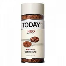 """<b>Кофе Today</b> """"iNEO"""", <b>молотый в</b> растворимом, 95 гр купить по ..."""