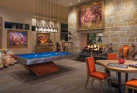 attractive pool table rug ideas