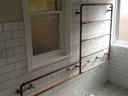 9 best towel rails images on hydronic towel warmer