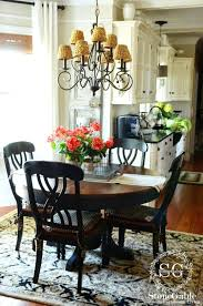 rustic painted kitchen tables full size of rustic farmhouse kitchen table sets ideas on round home