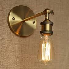 style antique champagne gold bathroom light fixtures design