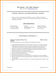 Collection Of Solutions Resume Petencies Examples Best Core