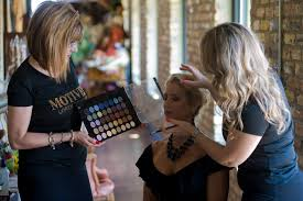 the mua will give free makeup instruction and advice for each guest