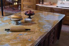 Non Granite Kitchen Countertops Pros And Cons Of Granite Kitchen Countertops Countertop Guides
