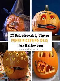Small Pumpkin Designs 27 Unbelievably Clever Pumpkin Carving Ideas For Halloween