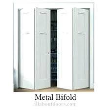 double folding closet doors comfortable bi fold closet door hardware metal folding sliding how to install double folding closet doors
