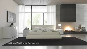 Modern Japanese Bedroom Design Modern Japanese Style Platform Beds Bedroom Furniture Youtube