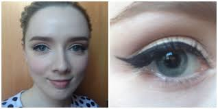 makeup ideas vine makeup tutorial 1950u0026 39 s vine makeup a step 1950s eye
