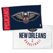 Bench Brief Size Chart Nba New Orleans Pelicans Authentics On Court Bench Towel