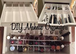 furniture vanity drawer organizer ideas makeup containers for drawers organize wish i were rhtranslinacom diy simple drawer organizer