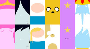ice ing finn in adventure time cartoon wallpaper