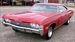 Chevrolet Impala SS 427 1968 год - YouTube