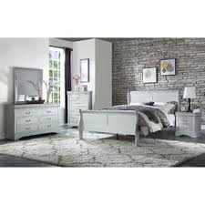 Sled Bedroom Sets | Wayfair