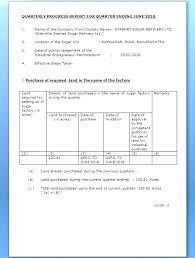 Quarterly Status Report Template Quarterly Progress Report Template