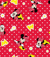 Minnie Mouse Pattern Cool Design