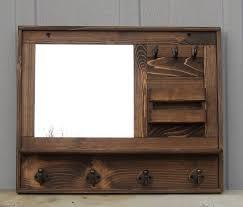 Coat Rack With Mirror And Shelf Wall Coat Rack Coat Rack Wood Coat Rack Entryway Coat Rack 44