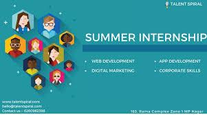 Seo Interns Summer Internship In Bhopal Talent Spiral