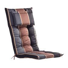outdoor high back cushion