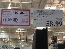 avf wall mount instructions costco