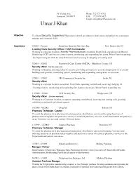 60 Resume With No Experience Good Resumer Example