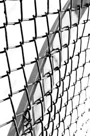 Abstract texture of a metal grid surface like background in stock