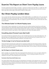 What is an unsecured loan? Safe Loans For Beginners