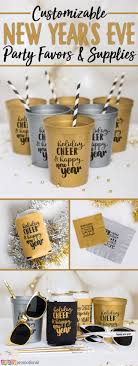 Ring in 2018 with customized New Year's Eve party supplies! Make your event  special with personalized New Year's Eve cups, can coolers, plates and  other ...