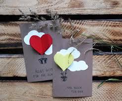 Abschiedskarte Basteln Einfach Schön Und Von Herzen