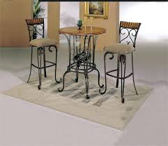 rustic round bar table set with wine rack glass bar table with wine rack 3 piece pub set with wine rack black pub table with wine rack