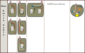 house electrical wiring diagrams connections in outlet, light Two Lights One Switch Wiring Diagram Power Into Light red wire in a cable thumbnail