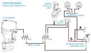 johnson trim gauge wiring diagram wiring diagram 1966 Mercruiser Wiring Schematics at Omc Wiring Diagrams Free