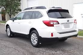 2015 subaru outback white. rally mud flaps for the 2015 subaru outback free shipping white b