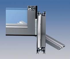 aa 3720 folding sliding door outside view