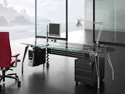 office glass desks. Full Size Of Furniture:white And Glass Desk Small Office Black Top Corner Amazing 47 Large Desks S