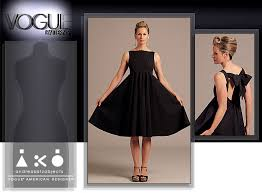 Vogue Patterns Dresses Cool Vogue Patterns 48 MISSES' DRESS